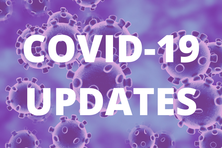 COVID UPDATE